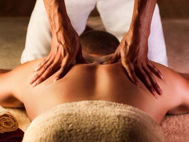 как сделать девушке массаж