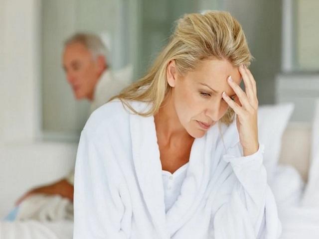менопаузы у женщин симптомы