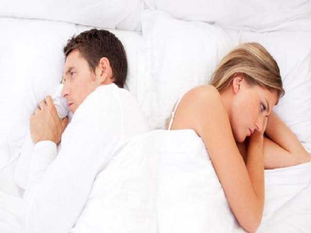 низкое либидо у женщин причины