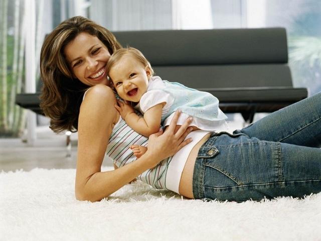 восстановление после родов сколько времени