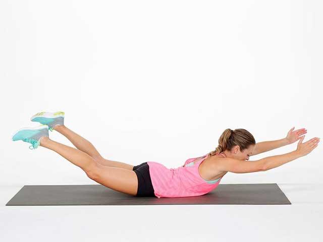 какие упражнения надо делать при геморрое